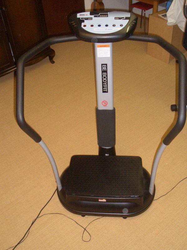 Vibrationstrainer Stamm Vt 4000