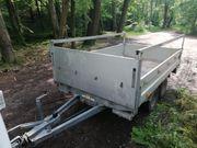 Humbaur Allzweckhänger 1300kg Doppelachser Kfz
