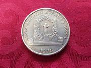 100 Schilling Münze 1825 JOHANN