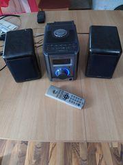 Mini Stereoanlage JVC