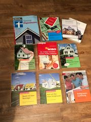 Bücherpaket Eigenheim