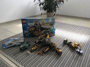 Lego City Bergwerk inkl zusätzlichem
