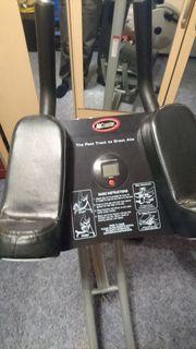 Fitnessgerät Falten Bauch in Maschine