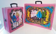 VINTAGE 60er Jahre Barbie KOFFER