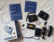 Digitalkamera Sony Cyber-shot DSC-T100 Black