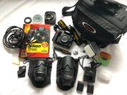 Nikon D7000 Body Spiegelreflex viel