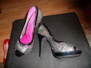 daniela katzenberger neu high heels