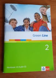 Green Line 2 Workbook mit