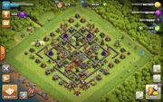 Clash of Clans Account Rathaus-Level