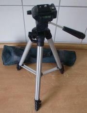 Aluminium Kamera Stativ wenig gebraucht