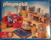 Playmobil Wohnzimmer 4282 4