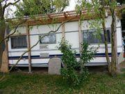 Gepflegter Wohnwagen Ci Wilk de