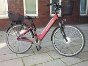 Damen E Bike 28zoll Pedeles