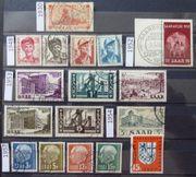 Saarland 1930-1957