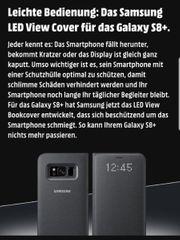 Samsung LED Handyhülle S8