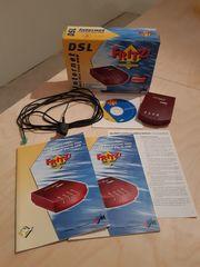 Fritzbox günstig zu verkaufen