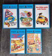 VHS Herbie Serie 5 Kassetten