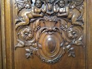 Bücherschrank -Herrenschrank- antik