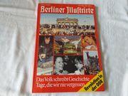 Sonderausgabe Zeitschrift 1989-1990
