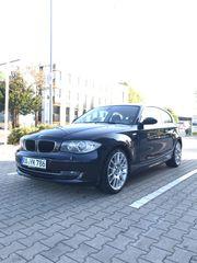 BMW 118 mit Austauschmotor