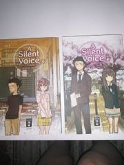 verschiedene Mangas