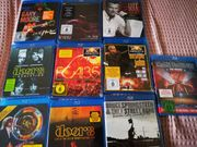 Blu-ray Musik Sammlung 50 Stück