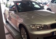 1er BMW Silber