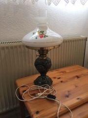 Original DDR-Lampe an Selbstabholer zu