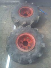 Hako hakorette Reifen mit Felgen