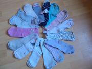 16 Paar Mädchen Socken 39 -