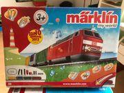 MÄRKLIN MyWorld batteriebetriebene Eisenbahn mit