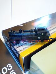 Märklin mini-club Spur Z Dampflokomotive