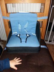 Sitzerhöhung Stuhlsitz Babysitz Babystuhl weich