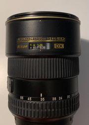 Nikon AF-S 17-55 2 8 DX -