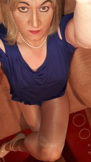 Crossdresser Janina will jetzt perversen