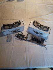 3D Glasses von Thomson