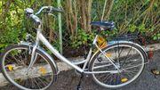 Neuwertiges Damen-City-Fahrrad 28 7-Gang-Nabenschaltung mit