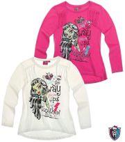 Langarmshirt Monster High NEU