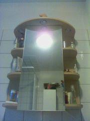 Badspiegelschrank mit Beleuchtung