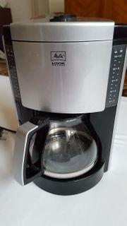 Kaffeeautomat Look de Luxe schwarz