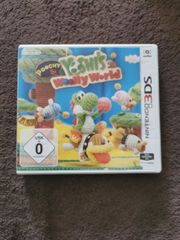 Nintendo 3ds yoshi s woolley