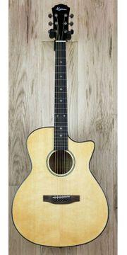 Keytone TN Westerngitarre Cutaway Natural
