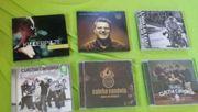 Verschiedene CD s DVD s