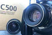 Canon EOS C500 PL Hervorragender