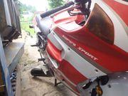 Honda CBR 1000 mit Vollverkleidung