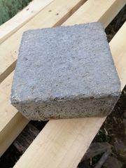 Betonplastersteine grau
