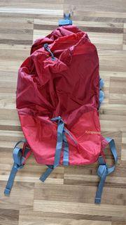 Marmot Kompressor Rucksack in Rot