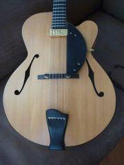 Pagelli Archtop Jazzgitarre Mod J-001
