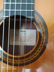 Vintage Konzertgitarre Yamaha G 240