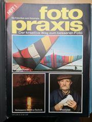 Foto Praxis Sammelbände